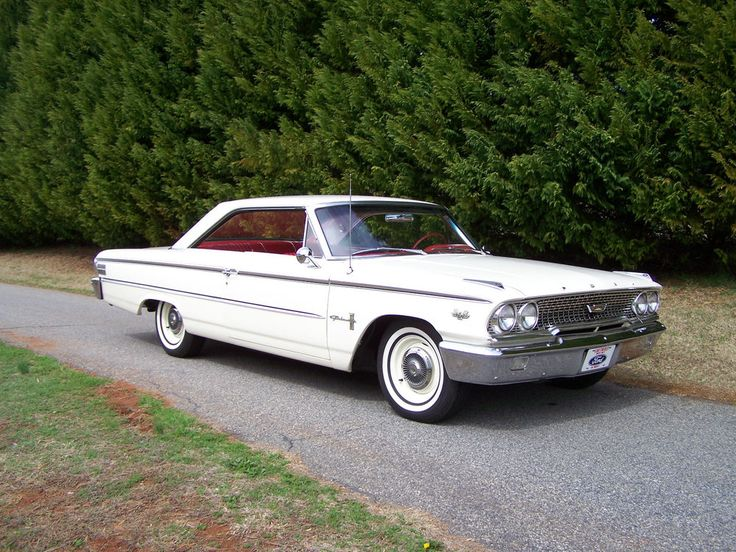 1162 best ITS A FORD images on Pinterest  Ford galaxie Galaxies