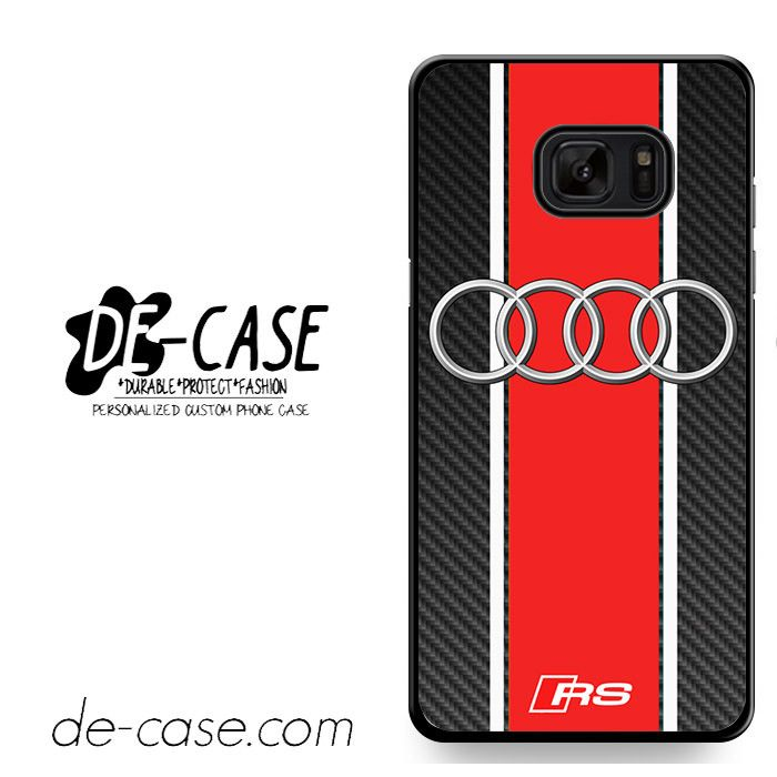 Audi Cars DEAL-1117 Samsung Phonecase Cover For Samsung Galaxy Note 7