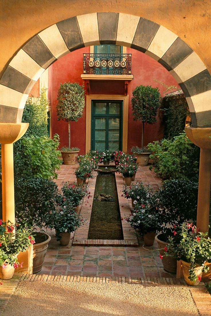 These secret gardens are what dreams are made of.