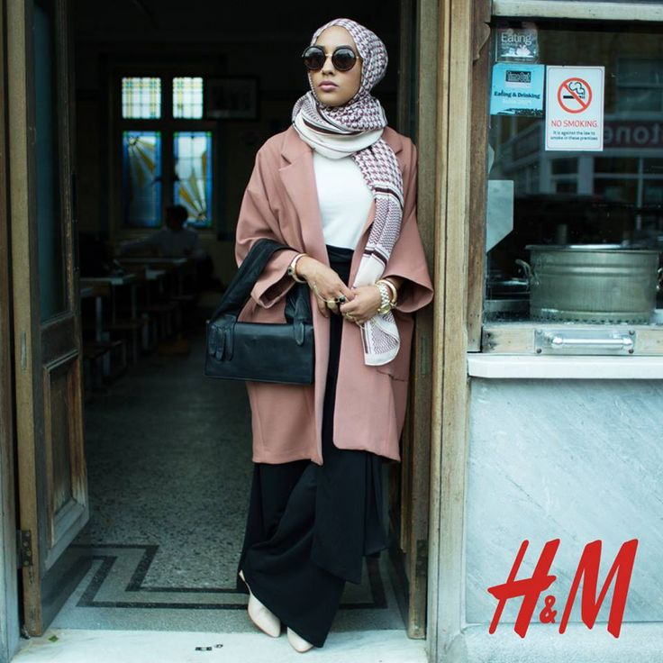 H&M Wins Over Muslim Girls Everywhere with New Model