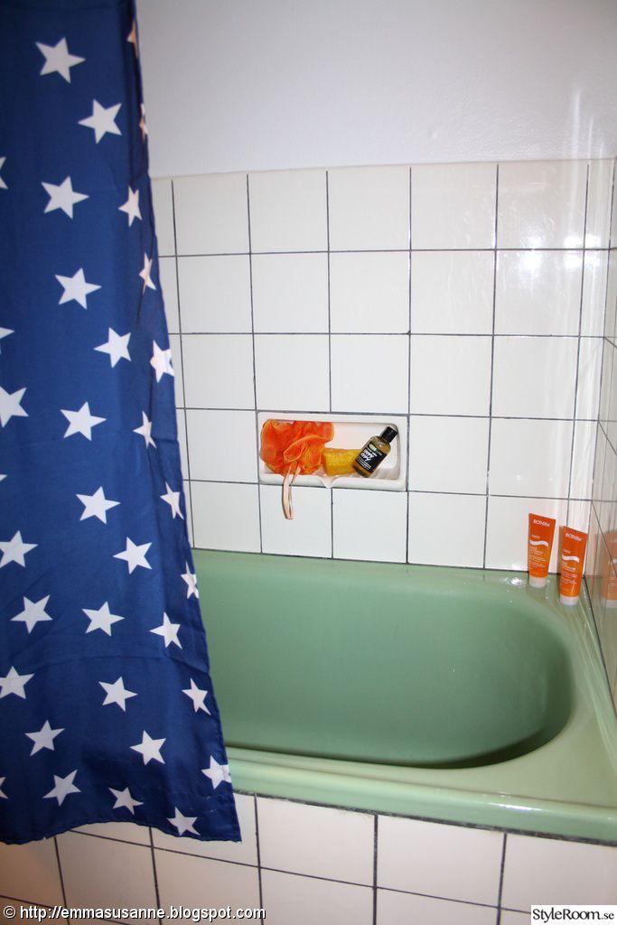 badrum,60-tals badrum,originalbadrum,badkar,grönt badkar