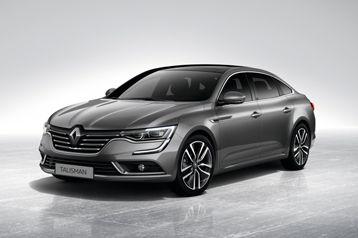 Renault Talisman 2015 - EURO NCAP