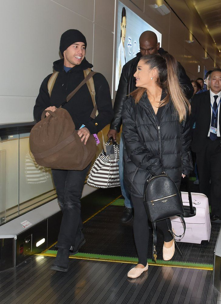 Pin for Later: 30 Couples Who Have Already Called It Quits This Year Ariana Grande and Ricky Alvarez
