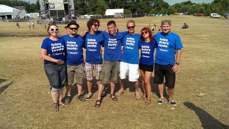 Dziękujemy za wspólną szaloną zabawę, za wszystkie niesamowite chwile spędzone razem i za niezapomniane koncerty. Dziękujemy także naszym Otodojazdowiczom, że wciąż podróżują z nami! #Woodstock #festiwal #otodojazd #Kostrzyn