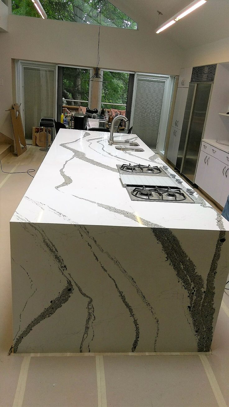 Quot Cambria Quartz Annicca Quot House Cambria Quartz Countertops Cambria Quartz Grey Kitchen