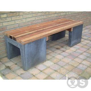 u elementen beton - had this on my mind, but element weight 82kg each!! bit heavy..