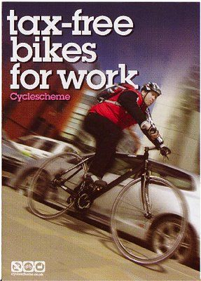 Cycle to work scheme administrator, as well as other benefits like eye care vouchers.