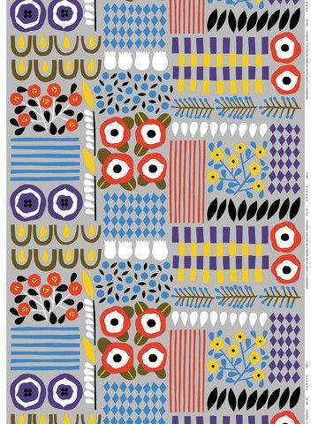 Marimekko Akankaali Fabric | Kiitos Marimekko