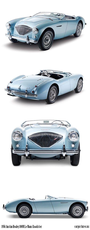 Austin Healey's 100M Le Mans Roadster 2 - http://carpictures.us/1956-austin-healey-100m-le-mans-roadster-2