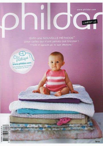 Tricot facile Phildar n°52 - Les tricots de Loulou - Picasa Albums Web ++++