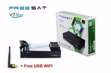 Genuine Freesat V7 Max Full HD 1080P DVB-S2 Digital Satellite TV Receiver + 1pc USB WiFi Support PowerVu, Cccam     Tag a friend who would love this!     FREE Shipping Worldwide     #ElectronicsStore     Buy one here---> http://www.alielectronicsstore.com/products/genuine-freesat-v7-max-full-hd-1080p-dvb-s2-digital-satellite-tv-receiver-1pc-usb-wifi-support-powervu-cccam/