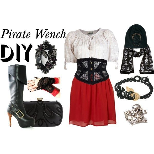 Easy Last Minute Diy Halloween Costumes For Women Pirates Easy Last Minute Diy H