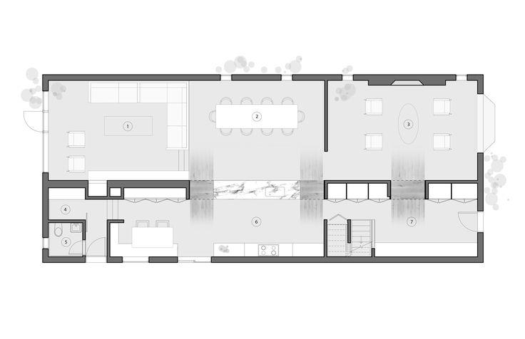 Studio AC renovates Toronto home to mimic New York apartment