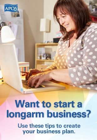 Have you thought about starting your own longarm quilting business? Here's some tips to help you create a solid business plan.