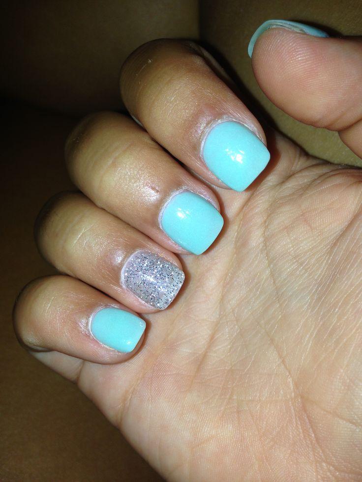Powdered Gel Nails Design Vj Nails In Calgary Alberta: New Powder Gel Manicure...my Real Nails!