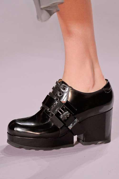 Fashion trends Fall-Winter 2015/2016: Footwear