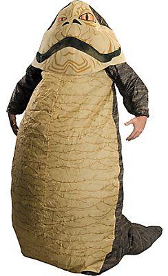 Adult Jabba The Hutt Costume - Star Wars