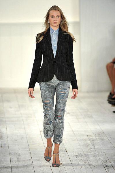 Ralph Lauren at New York Fashion Week Spring 2010 - Runway Photos