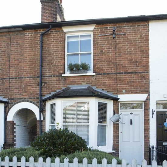 The exterior | Victorian terraced house | PHOTO GALLERY | Ideal Home | Housetohome