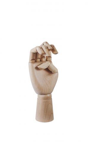 Wooden Hand - Decoration - HAYSHOP.NO