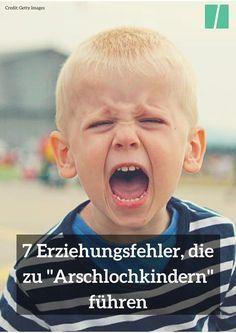 """7 Erziehungsfehler, die zu """"Tyrannen"""" und """"Arschlochkindern"""" führen"""