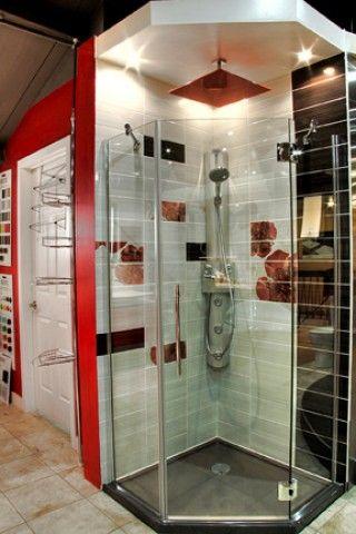 16 best Salle du0027exposition du0027Eau Tendance images on Pinterest - salle de bain rouge et beige
