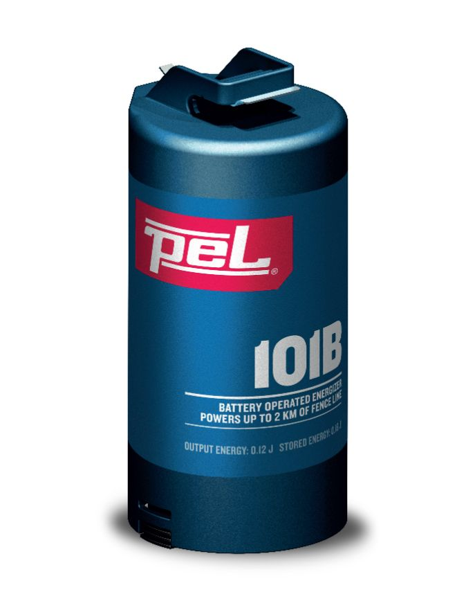 PEL 101B Battery Energizer #electricfencing #electric #fencing #fence