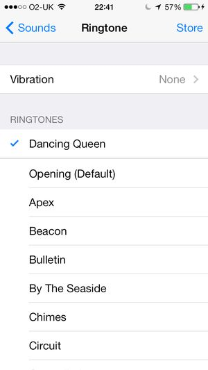 How to make a song on your itunes a ringtone.