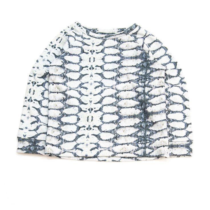 Sweatshirt Bark Ash