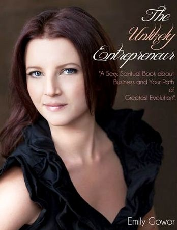 The first cover for my to-be third published book, The Unlikely Entrepreneur: A Book of Principles About Business, Spirituality and Your Path of Greatest Evolution xx