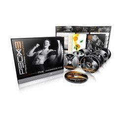 Tony Horton's P90X3 Base Kit – DVD Workout Visit us at http://www.electricdiet.com