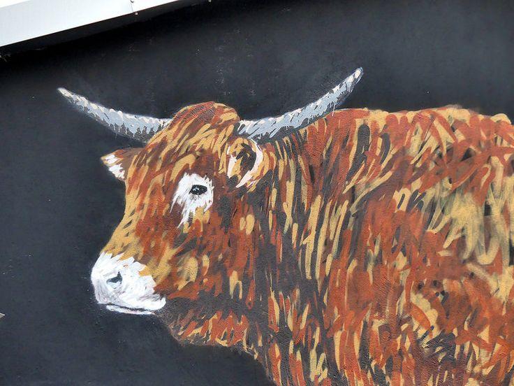 AMO Taureau Moose art, Art, Bayonne