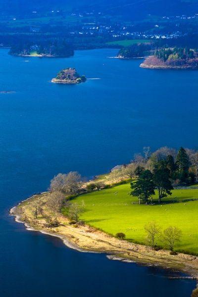 Cumbria, Lake District National Park. England
