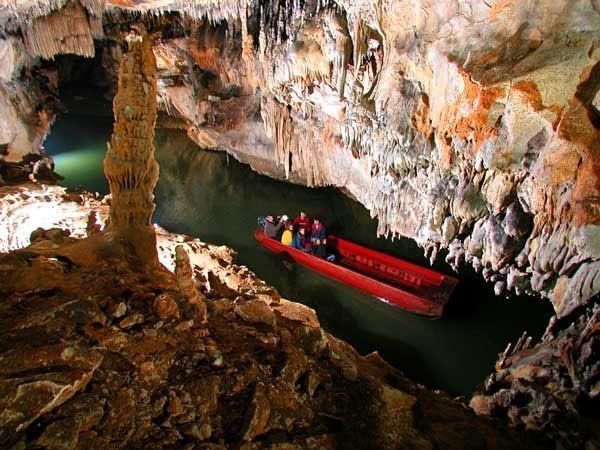 Cavern Restaurant In Pa