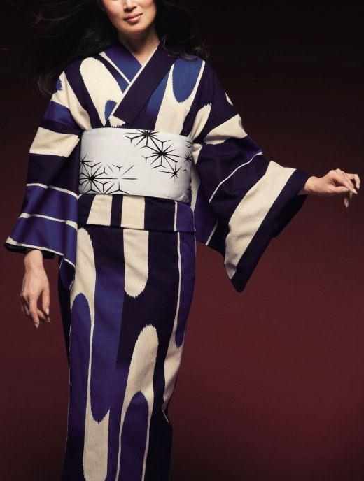 麻と綿の布15015