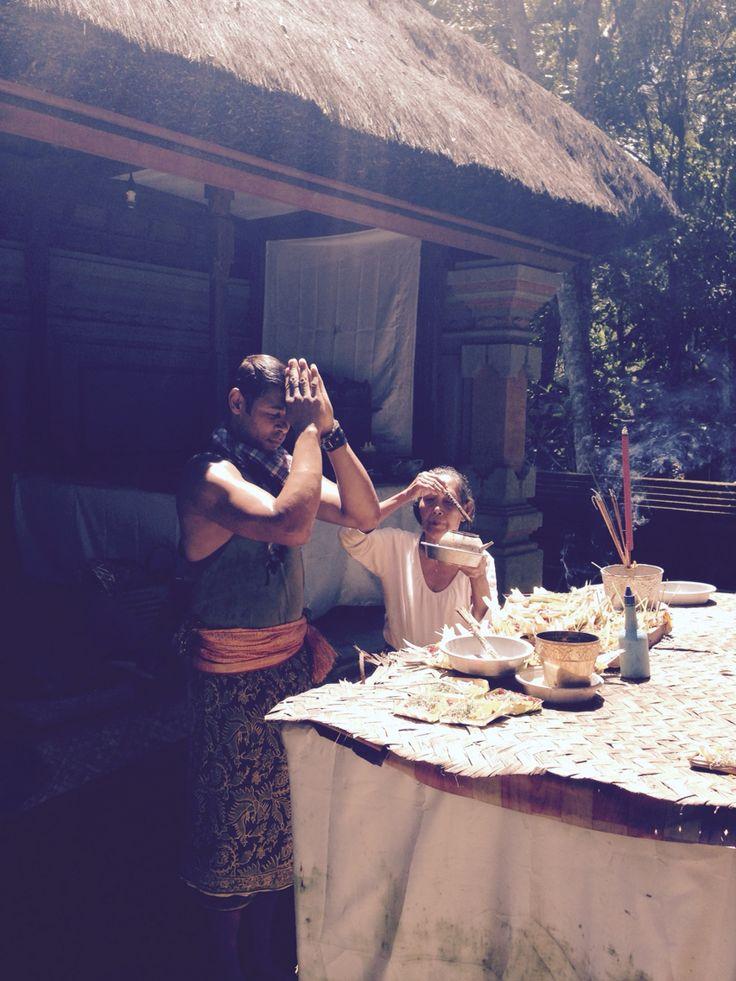 Balinese Dewi Blessing
