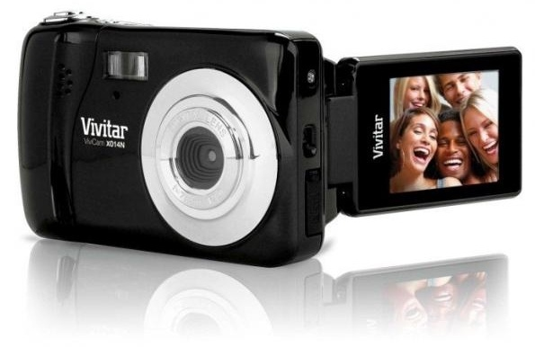 $51,60  SE VENDE. 35€. 10 Megapíxeles.Pantalla 4,6cm. Zoom digital 4x.Control de movimiento,flash automático y reducción de ojos rojos.Temporizador.3 pilas AAA,tarjeta SD hasta 32GB, no incluidos.21cm x 15,5cm x 6cm aprox.    35€ si compras 20€ del folleto,50€ si compras solo la cámara.    Enlace de los folletos:  Folleto Campaña 6: http://www.avon.es/PRSuite/eBrochure.page?index=1=201306  Folleto Campaña 7: http://www.avon.es/PRSuite/eBrochure.page?index=1=201307  Hasta el 9 de noviembre.