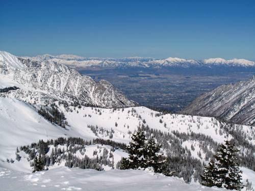 Utah Ski Resorts: Snowbird