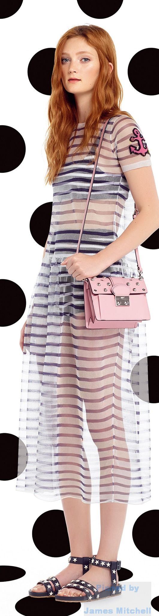 Red Valentino Collection Spring 2015 Ready-to-Wear