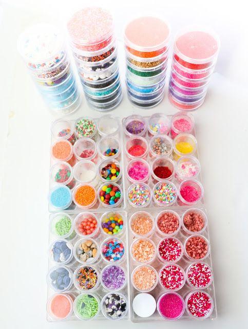Organize It - Sprinkle Storage