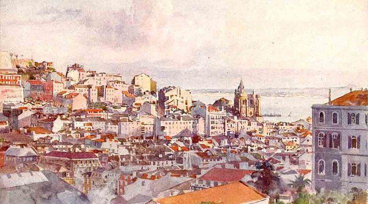 Un tur literar al Lisabonei