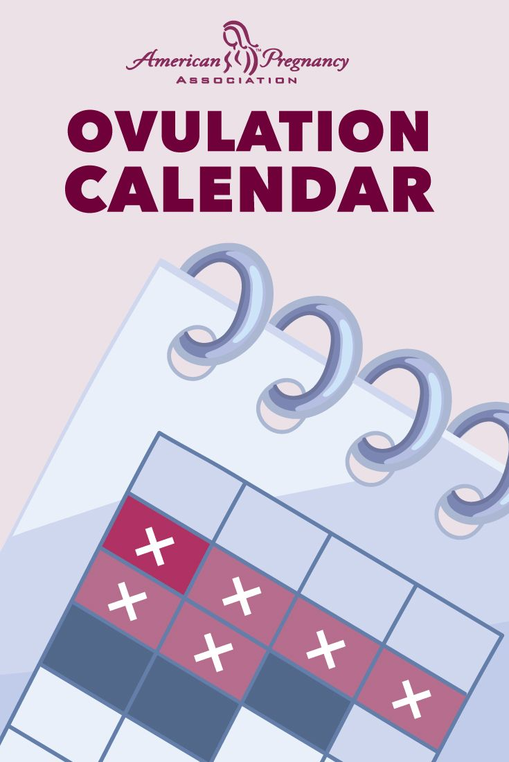 Looking for an ovulation calendar? Use APA's FREE Ovulation Calendar to zero in on your ideal dates to conceive. Try the ovulation calendar now.