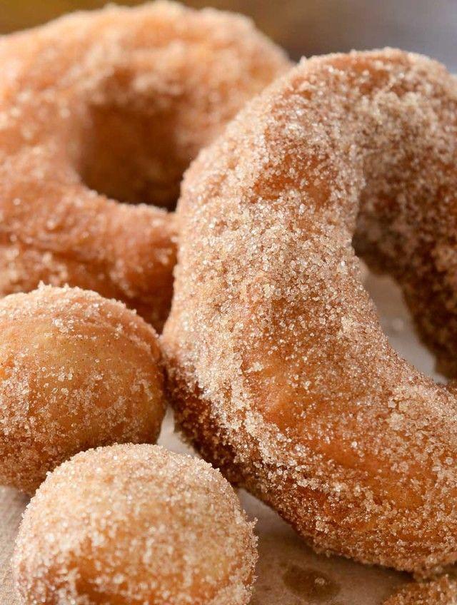 Naughty and Nice Doughnut- Gourdough's Copycat Recipe