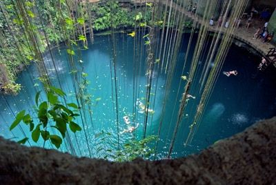 Best Places for Cave Diving