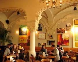 Grand Cafe Van Gogh | Cafes | Bucharest
