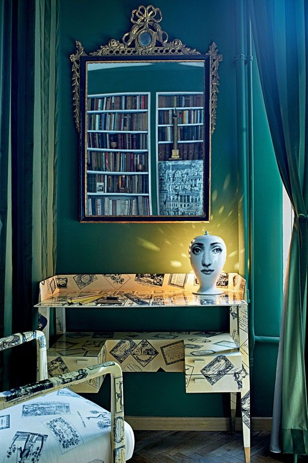 1000 images about fornasetti on pinterest - Fornasetti mobili ...