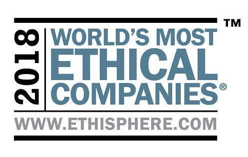 JLG Parent Company Oshkosh Corporation Named A 2018 World's Most Ethical Company #construction #compact