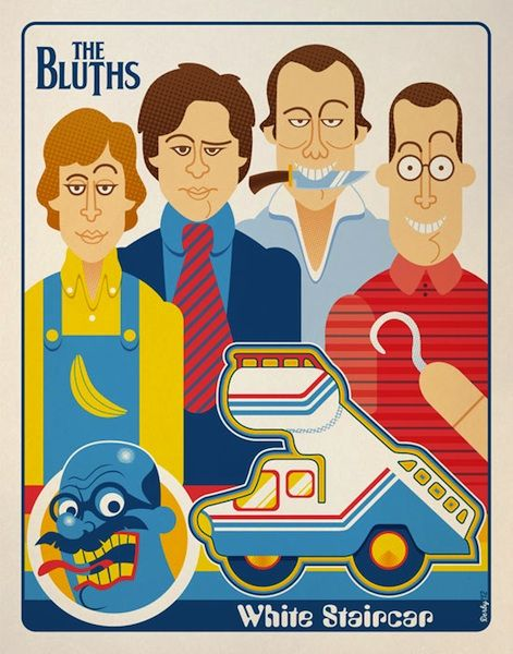 Preview Gallery 1988′s 'Arrested Development' Tribute Exhibition