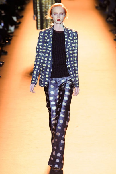 Rochas Fall 2012  Trend - Leisure suits
