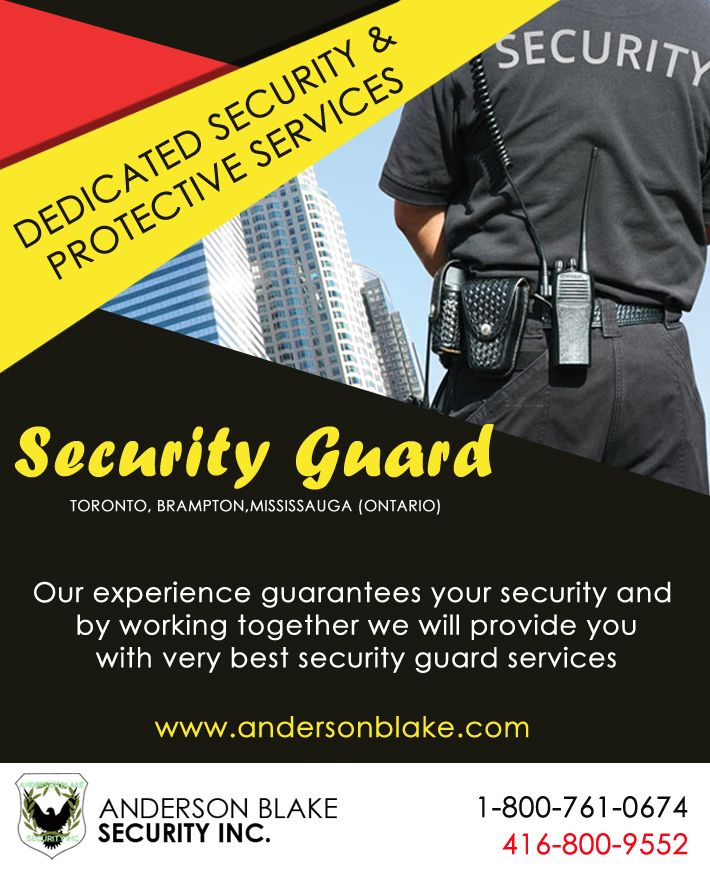 19 best security guard in ontario images on pinterest ontario security guard in ontario fandeluxe Gallery
